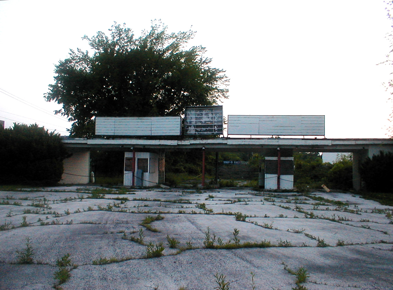 The Theater Closed After The Summer Of 1998. [Click Any