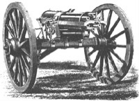 "The original ""Gatling Gun"""