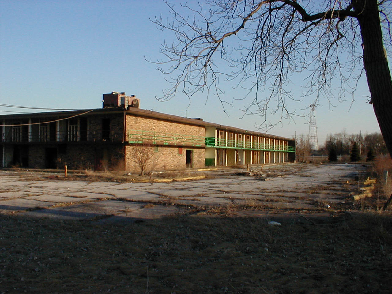 Holiday Inn [Gary]   Lost Indiana