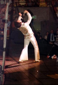 Performing his final concert on June 26th, 1977.