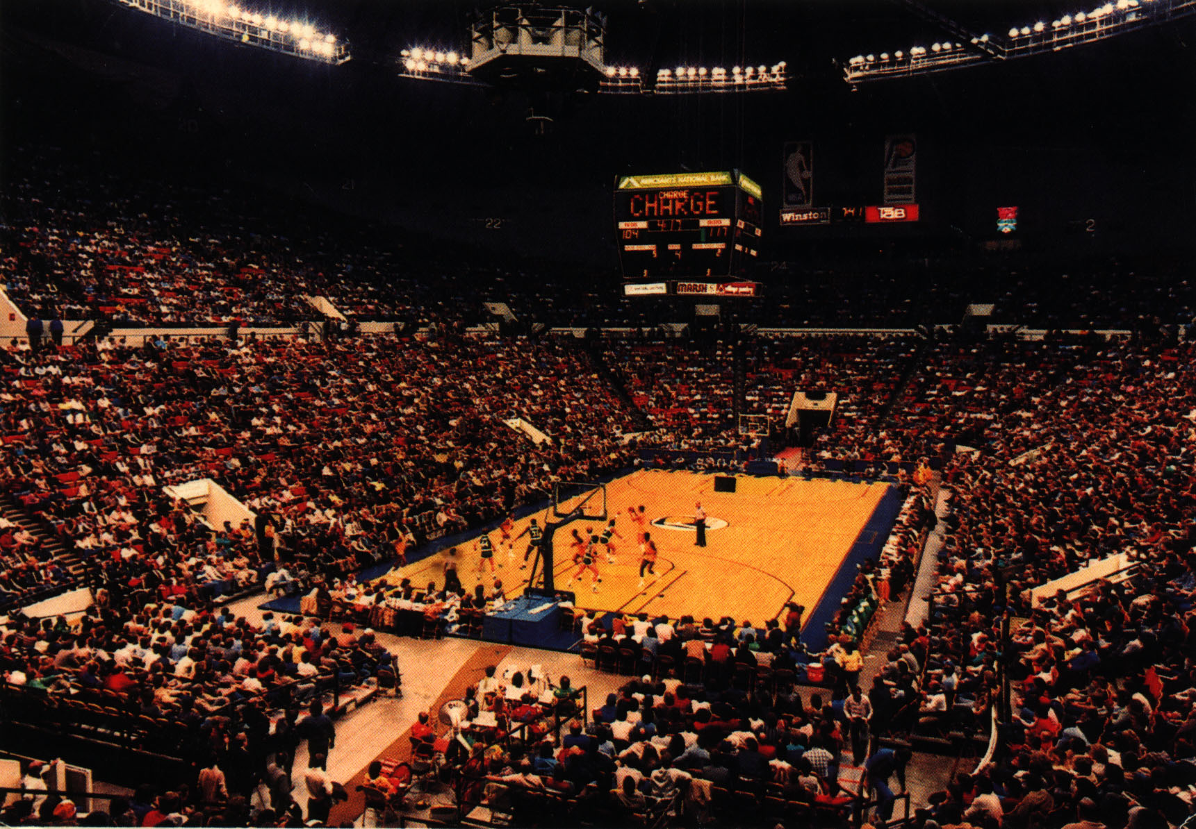 Market Square Arena [Indianapolis] | Lost Indiana